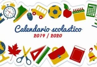 Calendari Scolastici 2019/2020