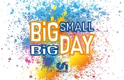"""Invito a """"BIG SMALL BIG DAY"""" presso l'Area Multisport di Idroscalo – mattinata di domenica 27/5/2018"""