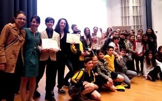 Vincitori Premio Galdus 2018 – Scuola Secondaria