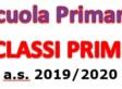 riunione genitori future Prime Scuola Primaria – MARTEDI 10/09 alle 17.30
