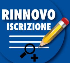 Rinnovo Iscrizione S Gemma 2019/20- entro il 31/5/2019