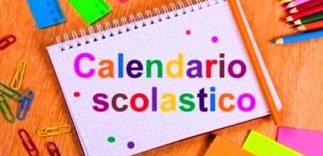 Calendari Scolastici 2021/22 – SCUOLA  S. GEMMA