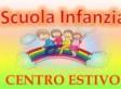 Programma Settimanale Centro Estivo Infanzia
