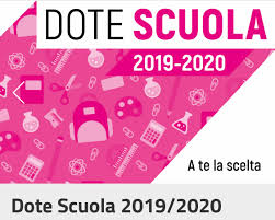 Dote Scuola 2019/2020 – Riapertura termini a settembre