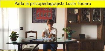 Incontri Formativi online per i Genitori con l'esperta Dott. Lucia Todaro as 2021/22