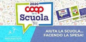 COOP PER LA SCUOLA 2020 !