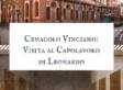 """""""Progetto Leonardo"""": tutta la Secondaria al Cenacolo Vinciano"""