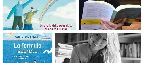 2^ e 3^ Medie: 1/10/2021 Incontro con la scrittrice Sara Rattaro