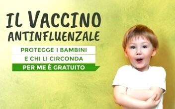 Offerta di Vaccino Antinfluenzale riservata ai minorenni -ATS Città Metropolitana di Milano