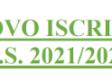 Rinnovo Iscrizione online prossimo AS 2021/22-entro il 03 giugno